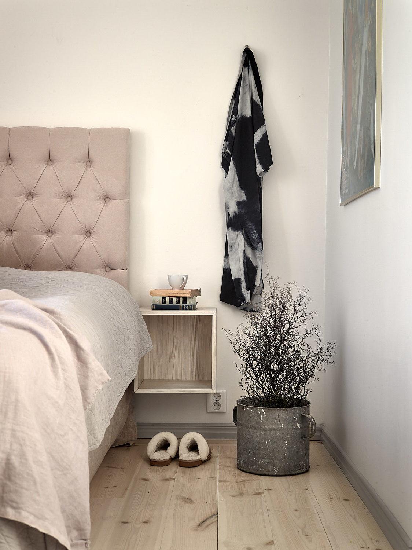 ROMANTICA CAMERA DA LETTO - Distinto Interior Design