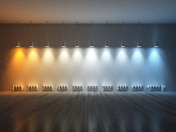 colore della luce