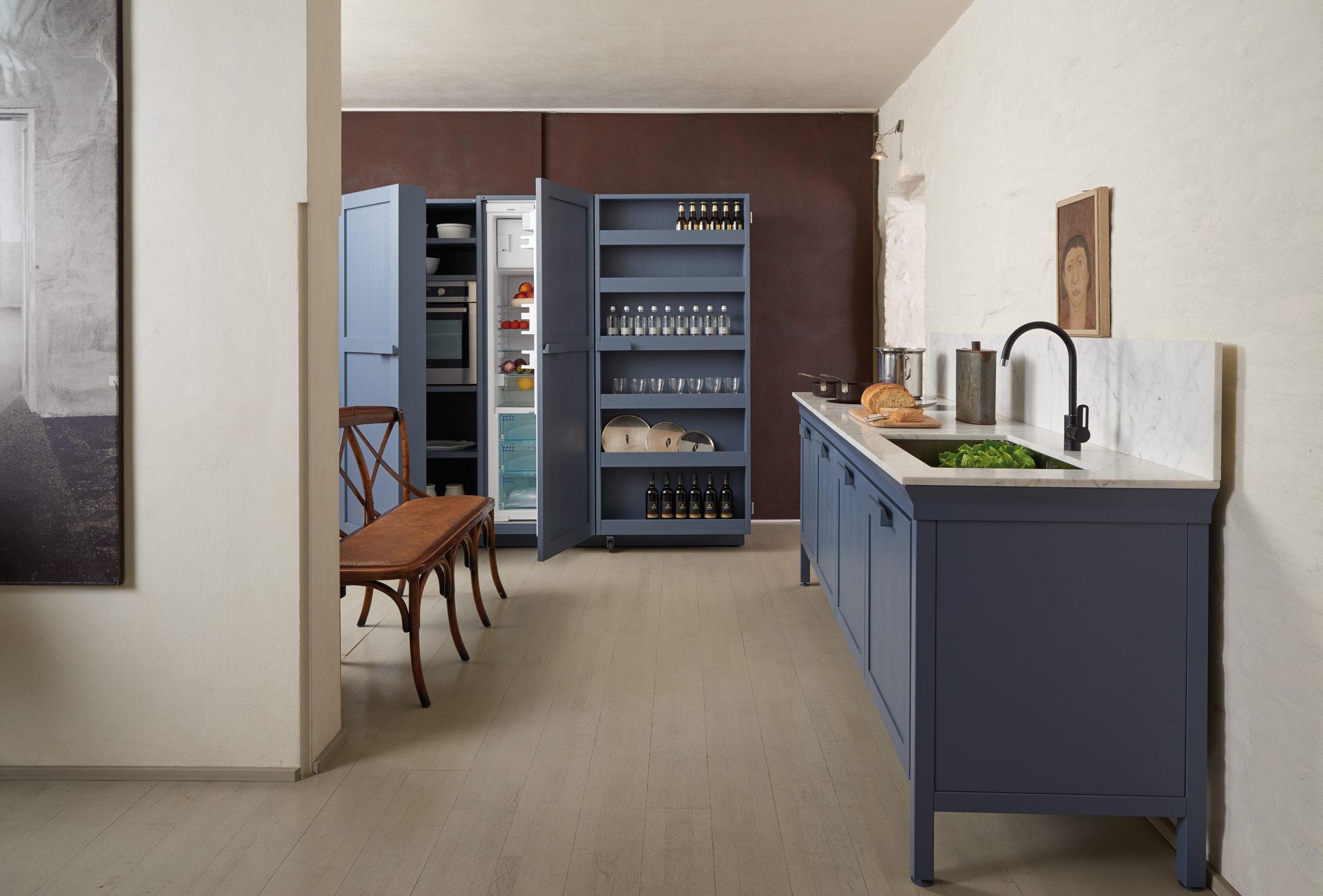 Ergonomia in cucina distinto interior design - Cucine usate vicenza ...